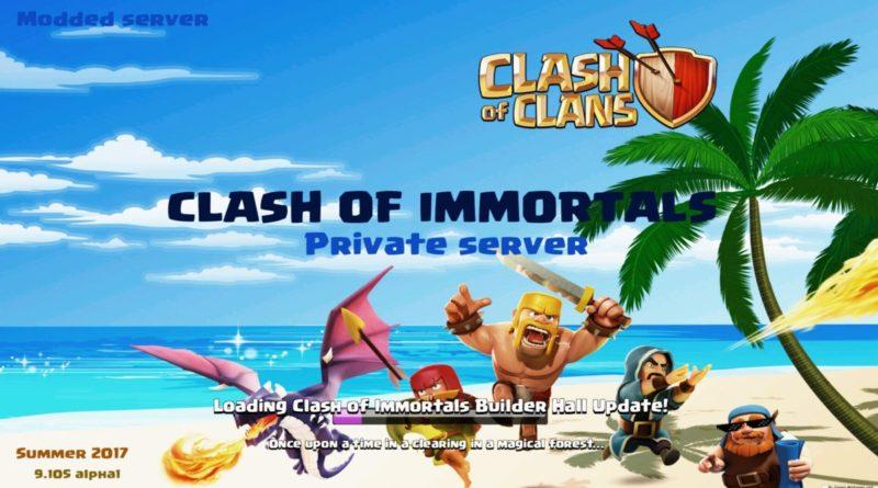Clash of Immortals APK: Download Private Server 2019