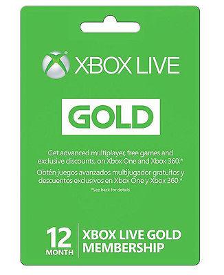 Xbox codes free 2018