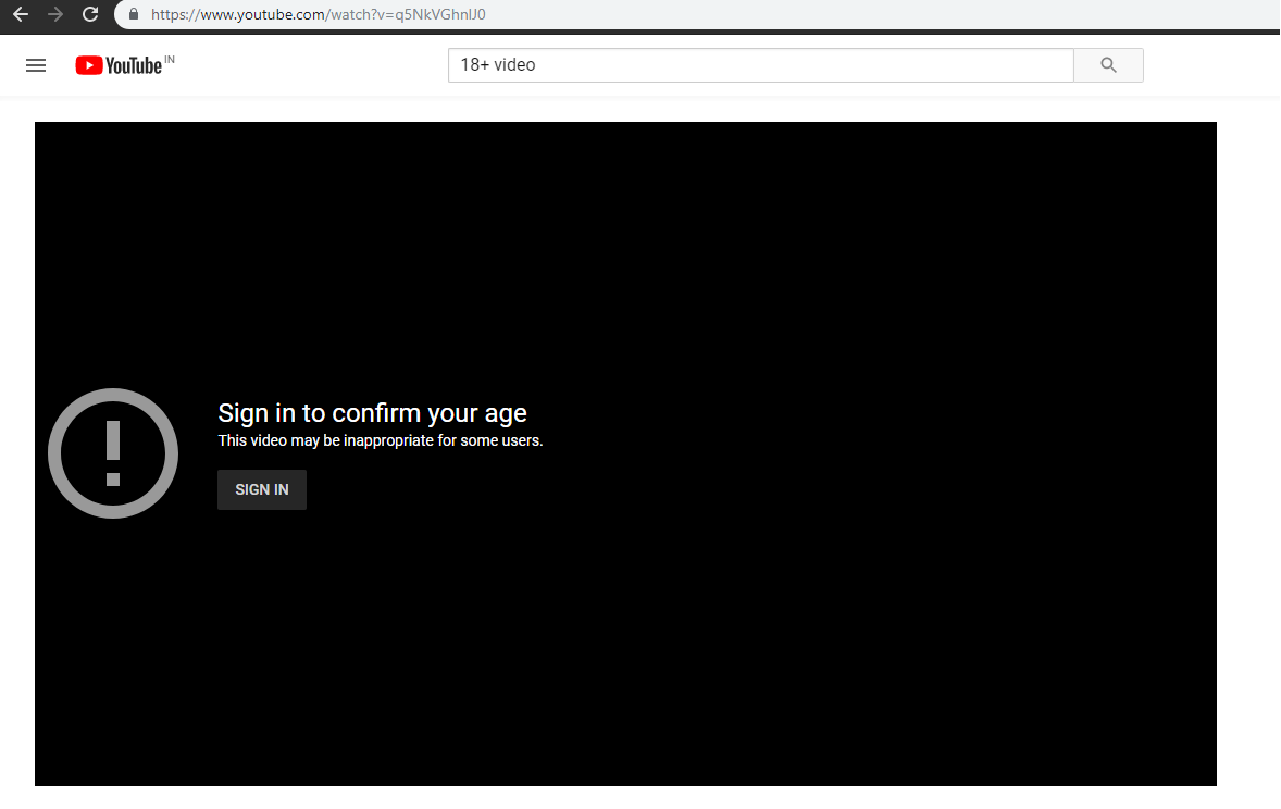 How to Bypass Youtube Age Restrictions - 5 Ways