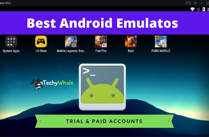 Best Android Emulators
