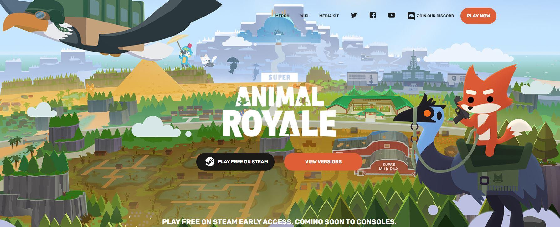 Super Animal Royale Codes